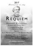 Verdi Requiem from 12th April