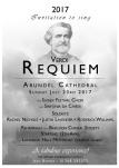 Verdi Requiem from 12th April