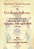 BCS Carmina Burana