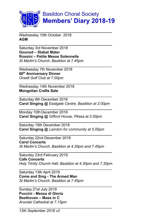 BCS Choir Diary 2018-19 A4-1